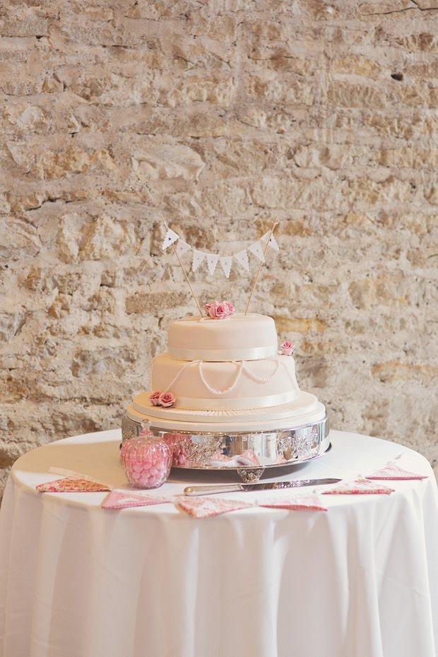 Shabby Chic Vintage Wedding - Pink_0018