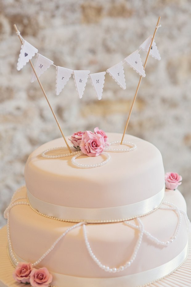 Shabby Chic Vintage Wedding - Pink_0019