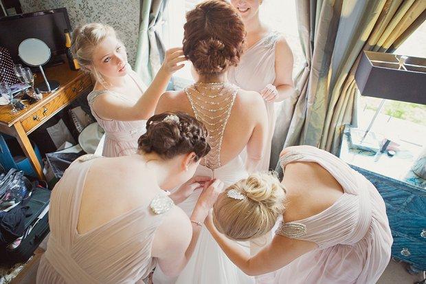 Shabby Chic Vintage Wedding - Pink_0062