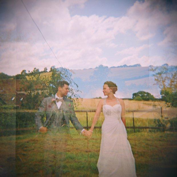 Shabby Chic Vintage Wedding - Pink_0116