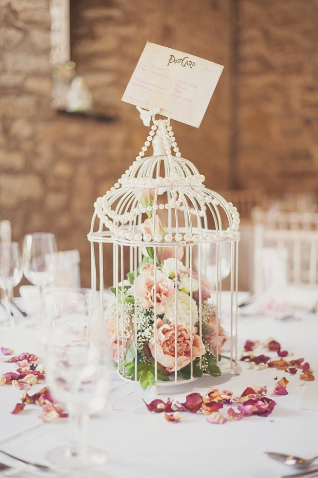 Shabby Chic Vintage Wedding - Pink_0128