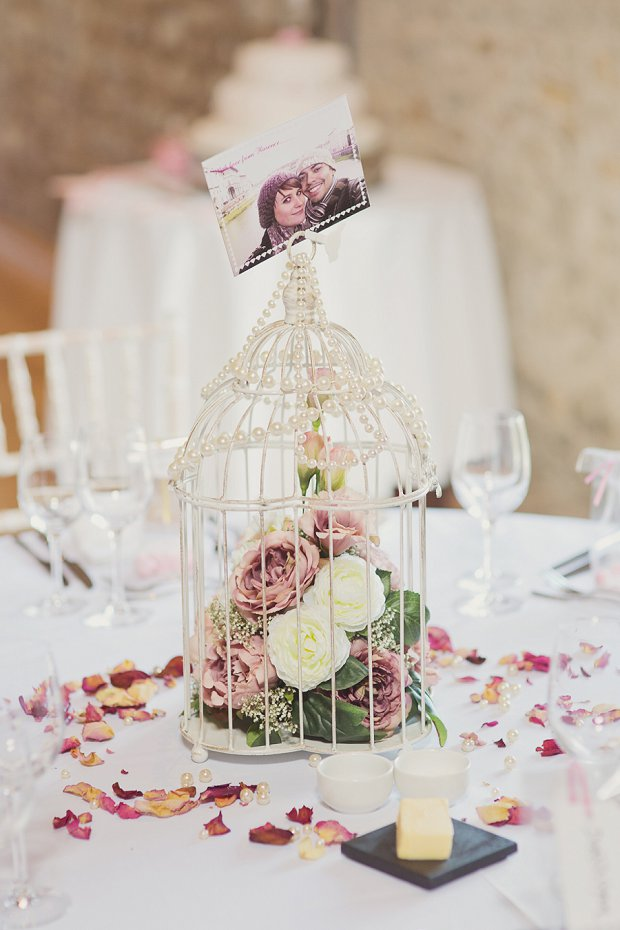 Shabby Chic Vintage Wedding - Pink_0131