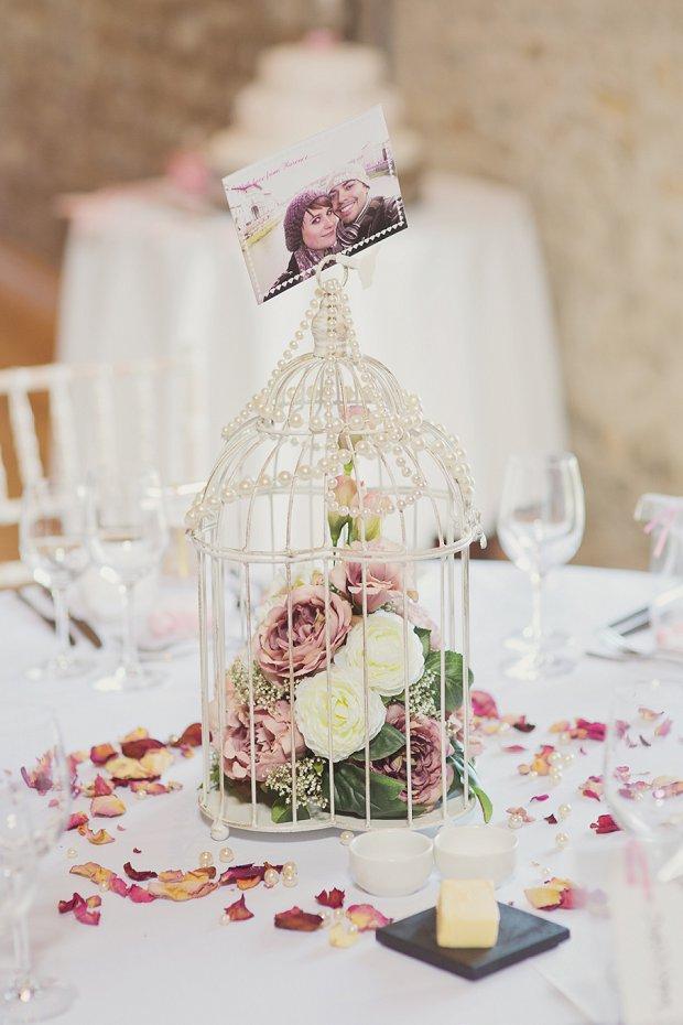 Shabby Chic Vintage Wedding - Pink_0131