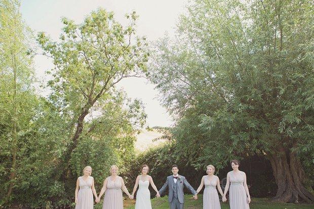 Shabby Chic Vintage Wedding - Pink_0138