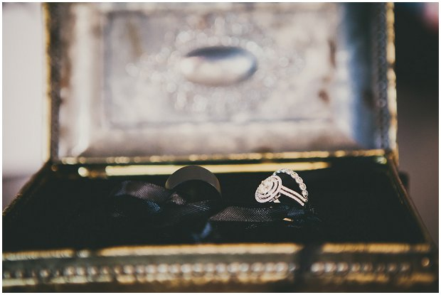 Boho City Chic | Black, Bronze, Copper & Gold Real Wedding: Shaun & Sam