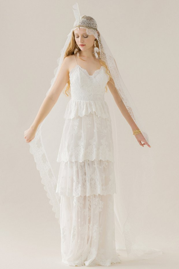 Wedding Dresses: Rue De Seine 2015 | Young Love