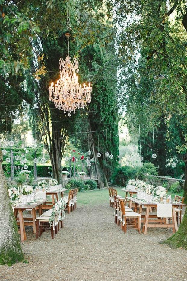 Tuscan Romance: Italian Wedding Inspiration