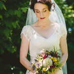 A Nature Inspired, Australian Native Flower Wedding: Kim & Chris