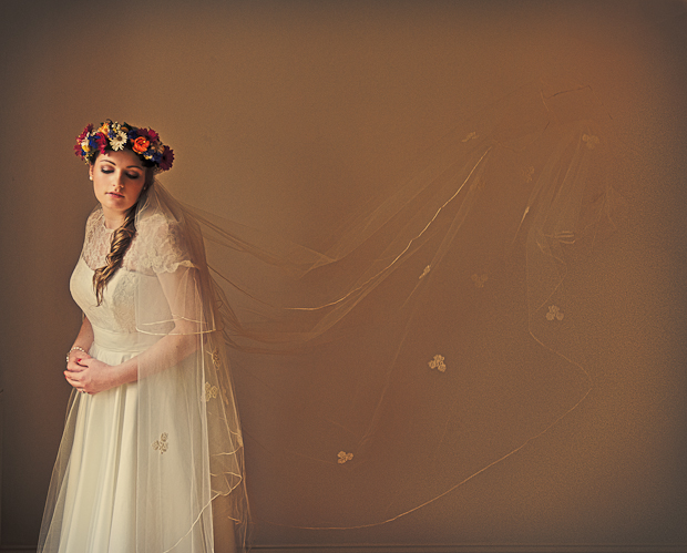 A Whimsical, Pre-Raphaelite Castle Wedding: Sophie & Kenny