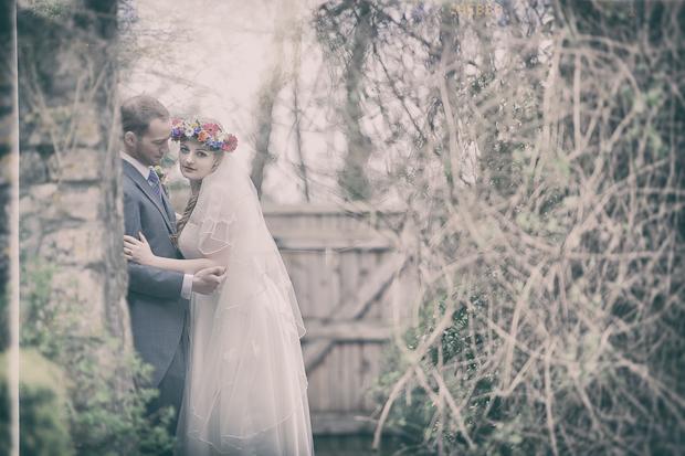 Pre-Raphaelite Castle Wedding: Sophie & Kenny