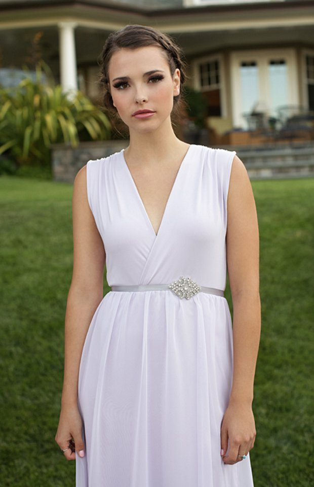 Boho Goddess Bridesmaid Dresses Lhc Couture