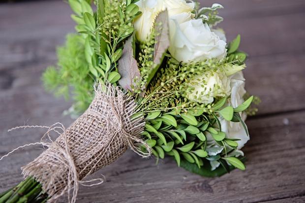Rustic Italian Garden Wedding : Wendy & Geremi