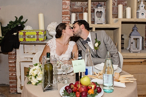 Rustic Italian Garden Wedding : Wendy & Geremi (images by Cristina Rossi)