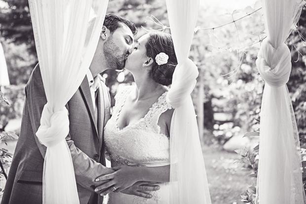 Rustic Italian Garden Wedding : Wendy & Geremi (images by Cristina Rossi)