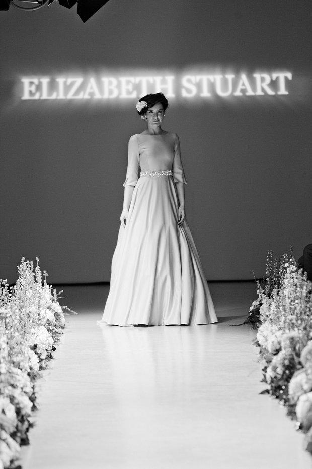 Elizabeth Stuart Wedding Dresses 2014: Romance & Fashion