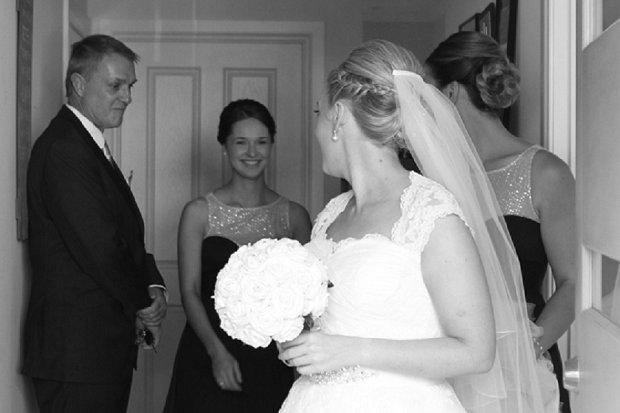 Hazel Buckley Photography - Classic White Wedding_0001
