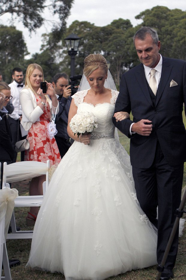Hazel Buckley Photography - Classic White Wedding_0004