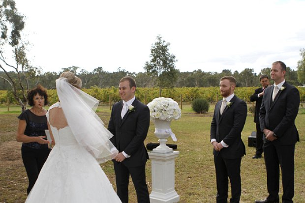 Hazel Buckley Photography - Classic White Wedding_0006