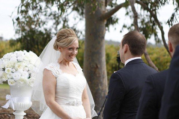 Hazel Buckley Photography - Classic White Wedding_0007
