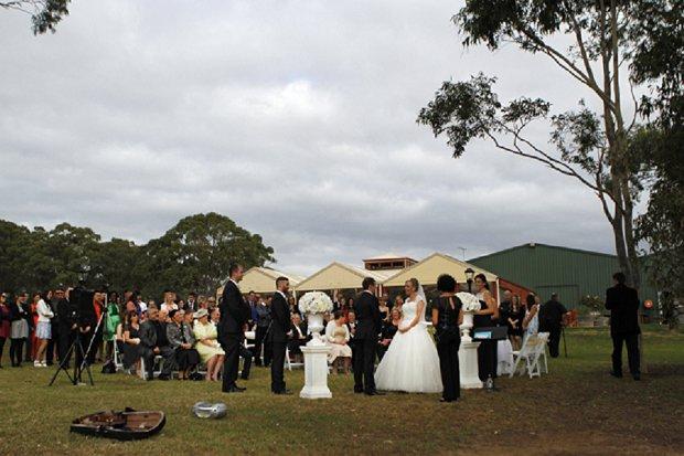 Hazel Buckley Photography - Classic White Wedding_0008