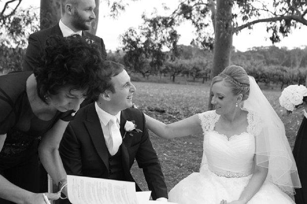 Hazel Buckley Photography - Classic White Wedding_0014