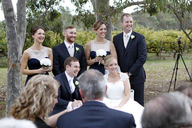 Hazel Buckley Photography - Classic White Wedding_0015