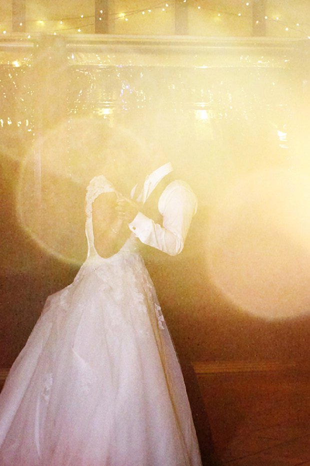 Romantic White Vineyard Wedding: Stacy & Simon