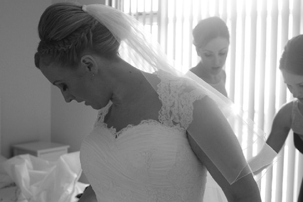 Hazel Buckley Photography - Classic White Wedding_0069