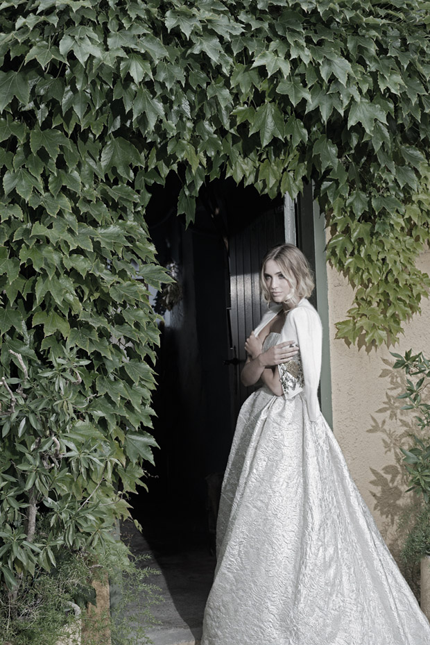Wedding Dresses: Jesus Peiro 2015 'Perfume' Collection