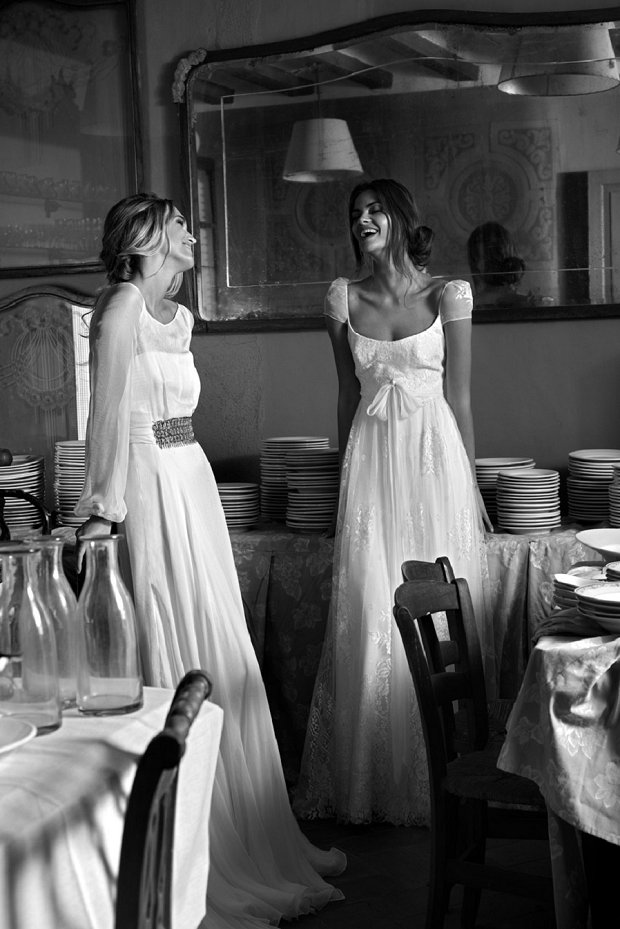 Wedding Dresses: Jesus Peiro 2015 'Perfume' Collection