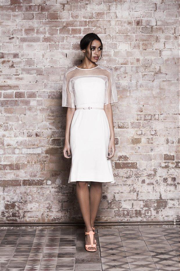 Great British Modern Wedding Dresses Mu London 2017