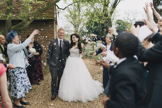 Pretty Country Chic Real Wedding - Murray Clarke Wedding Photography_0042