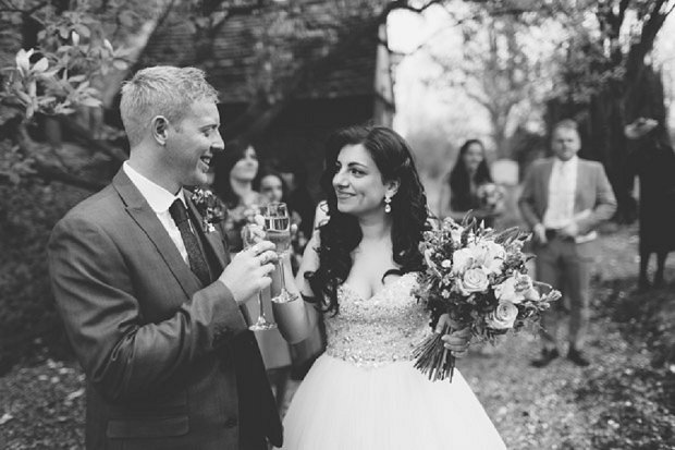 Pretty Country Chic Real Wedding - Murray Clarke Wedding Photography_0043