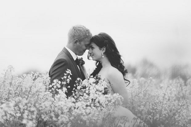 Pretty Country Chic Real Wedding - Murray Clarke Wedding Photography_0058