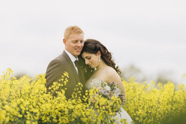 Pretty Country Chic Real Wedding - Murray Clarke Wedding Photography_0059