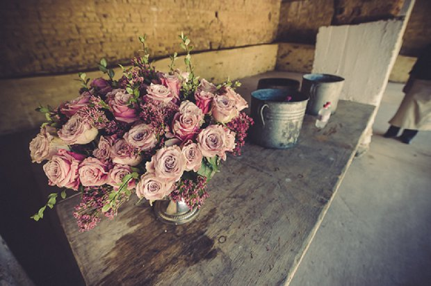 Pink, Pearls & Lace | Romantic Vintage Wedding: Melanie & Malcolm