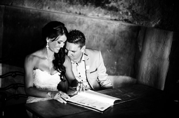 Romantic Vintage Inspired Wedding - Christelle Rall Photography_0062