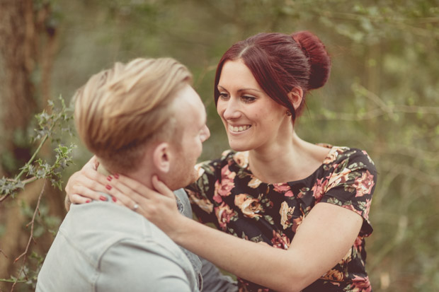 Sunset Woodland E-Shoot: Sam & Luke | Murray Clarke Photography