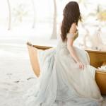 Sea-foam, Teal & Antique Gold: Wedding Inspiration | Colour Ideas