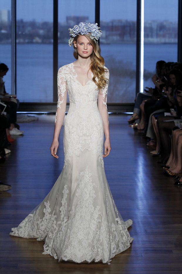 Wedding Dresses 2015 | Ines Di Santo: Gardens of Glamour