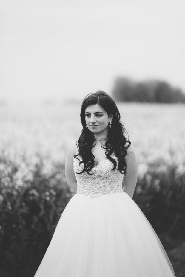 Pretty Country Chic Real Wedding: Ellie & Andy