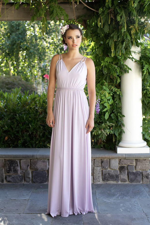Boho Goddess Bridesmaid Dresses: LHC Couture