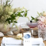 Cranberry, Grey-Blue, Blush | Wedding Inspiration: Wedding Colours