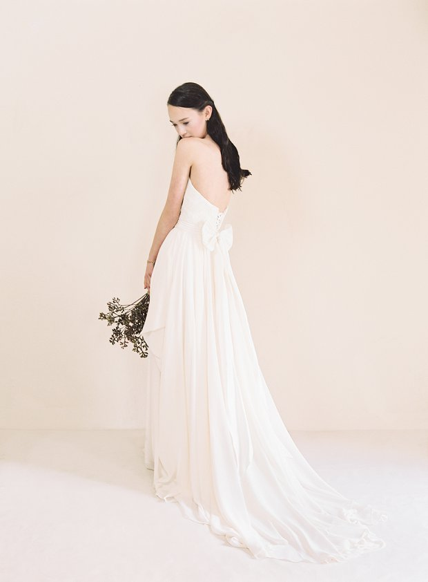 Effortlessly Modern Wedding Dresses for 2015 by Truvelle