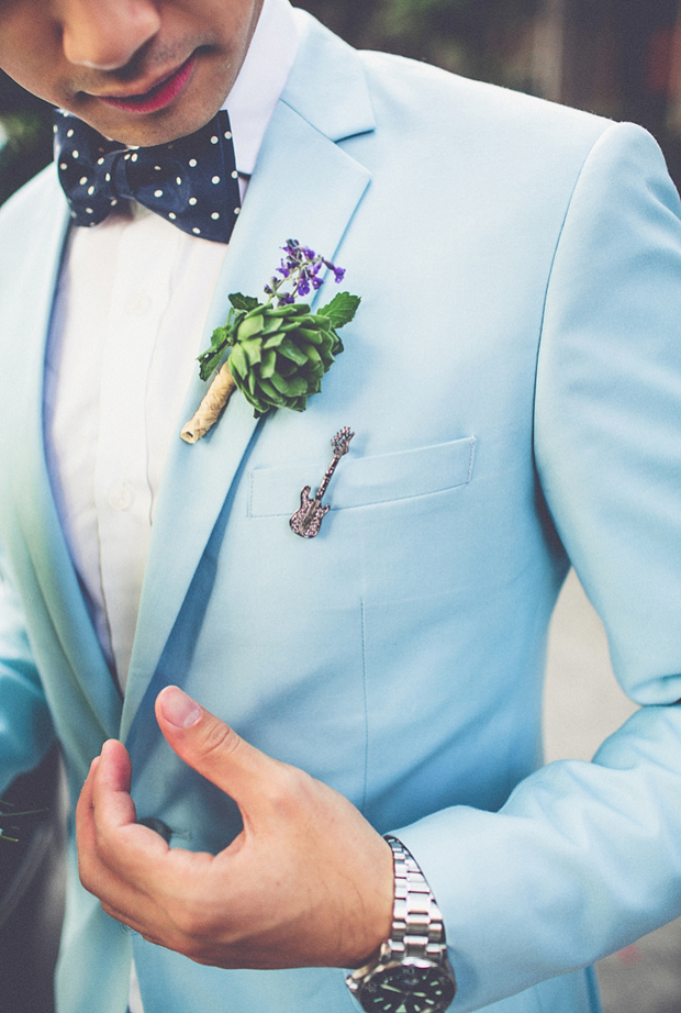 Pantone Colour Report: Spring 2015 | Weddings