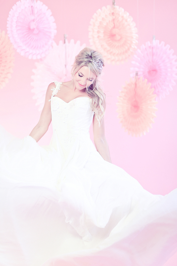 Blushing Bride and Bunnies Inspiration Shoot (24)