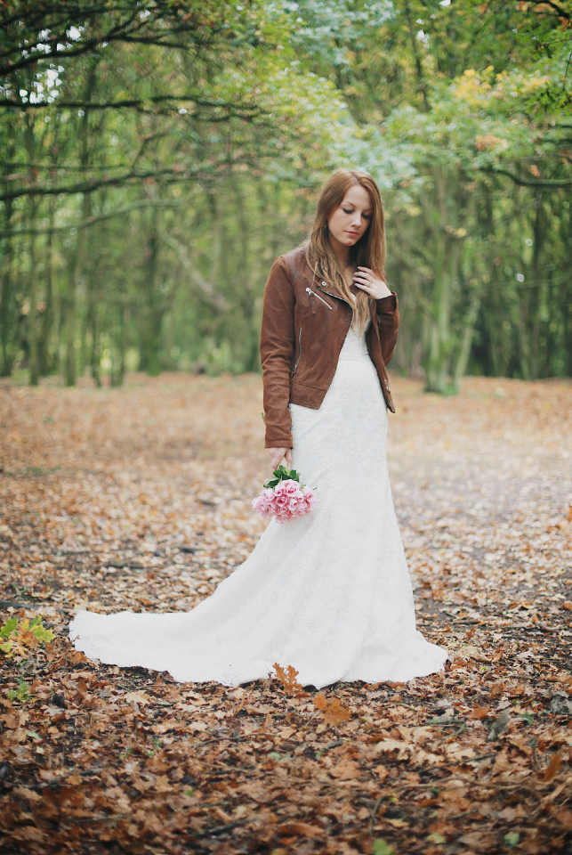 Bridal Style: Rock The Frock | Post Wedding Photo Shoot