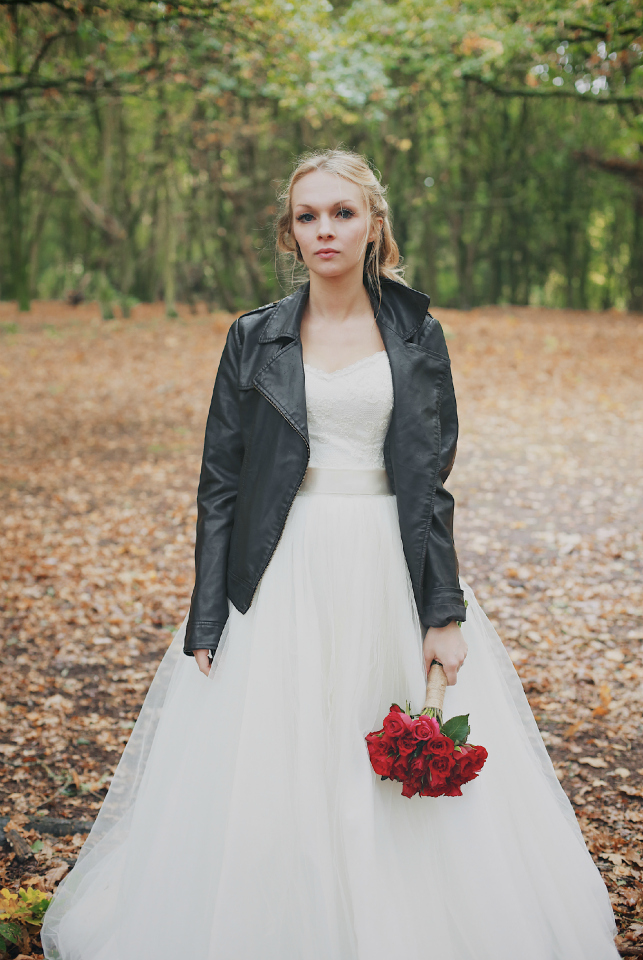 Bridal Style: Rock The Frock | Post Wedding Photo Shoot