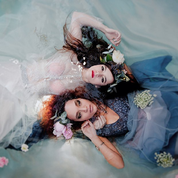 Letters To My Love: An Underwater Styled Wedding Shoot!