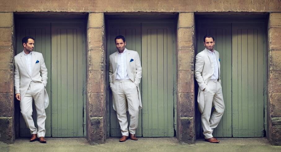 The Perfect Suit For A Perfect Day: Win Your Grooms Suit!
